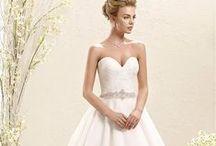 { Noivas } bride to be / Tudo para as noivas, vestidos de noiva, cabelo, maquiagem e inspirações. | All about the white gown, dresses, hair and inspiration... / by Manu Luize