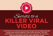 Viral Video Marketing / Tips, Examples, etc. on better #videomarketing and approaches to creating viral marketing campaigns with your videos and photos.