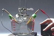 Home chemistry hobby