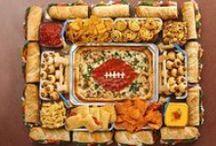 Recipes:  Party Food / Super Bowl