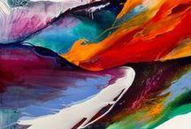 Painting Vivid Colors
