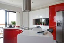 Interiors / Contemporary interiors and open floor plans