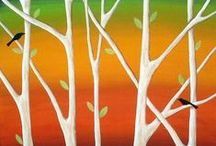 Negative Painting