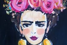 Portraits / Portrait Paintings and Drawings.  Figure Drawings and Paintings. Various styles,  Impressionist, abstract, etc.