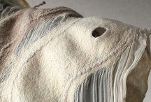 Textiles: Felted / All things of the beautiful Felty type that I aspire to create. / by Nichola Pitt