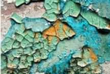 Inspiration: Textures and Colours / by Nichola Pitt
