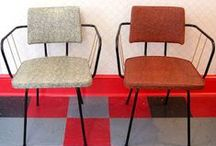 Sit Happens: Chairs / Take a load off; have a seat / by Laurie Zeiden