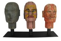About Face / Heads, Faces, Busts & Masks / by Laurie Zeiden