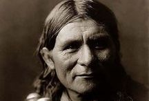 P-NativeAmerican-Men / by Charlene Fulghum