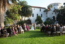 Santa Barbara Weddings / by Santa Barbara