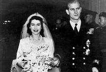 E-Queen Elizabeth II / 1952 to present Husband: Phillip of Greece, Duke of Edinburgh