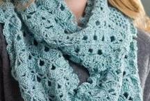 Crochet Scarves & Cowls / by Kandice Hernandez