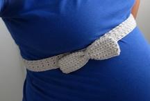 Crochet Belts / by Kandice Hernandez