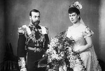 E-King George V / George V &  Mary of Teck