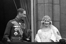 E-King George VI / 1936-1952 Wife: Elizabeth Bowes-Lyon