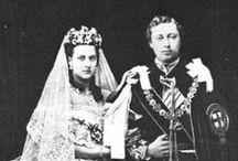 E-King Edward VII / King Edward VII 1901-1910 Wife: Alexandra of Denmark