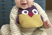 Crochet Bibs / by Kandice Hernandez