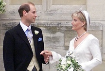 E-Prince Edward / Married: Sophie. Countess of Wessex