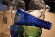 Pulloista, lasipurkeista, korkeista ja hehkulampuista