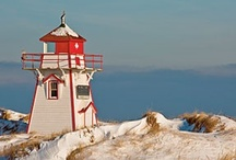Lighthouses  / by Susan Johanson