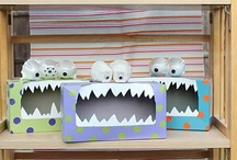 Crafts To Do With Kids / by Jennifer Scudiere