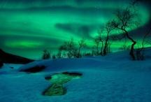 Auroras around the World / by Susan Johanson