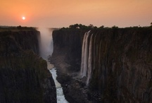 Waterfalls / by Susan Johanson
