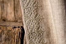 Textiles: Linen / by Nichola Pitt