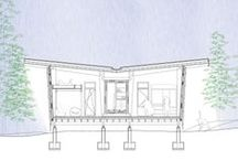 Living light / Prefab houses, containers...