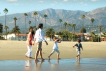 Spring Break/Summer Vacation in Santa Barbara / Santa Barbara is the perfect place to spend spring break and summer vacation! Find ideas on what to do and see during your next vacation!  / by Santa Barbara