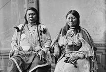 P-NativeAmerican-Families / by Charlene Fulghum