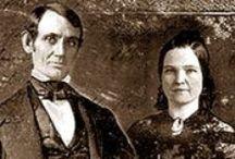 G-US Presidents - 16-25 / Lincoln - McKinley ~~~ Lincoln, Johnson, Grant, Hayes, Garfield, Arthur, Cleveland, Harrison, Cleveland, McKinley / by Charlene Fulghum