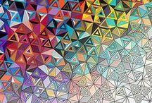 Pattern - Sfondi - Arte - Illustrazioni