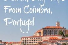 Coimbra, Portugal / Things to See and do in Coimbra in Central Portugal. Travel tips and ideas for Coimbra, Where to Eat and Drink in Coimbra, Coimbra Itineraries and Coimbra Day Trips.