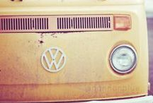 VW Love / The vehicles that dreams are made of. / by Lindsay Hogan