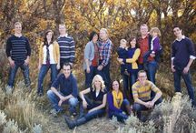 Family pictures / by Heather Cechin