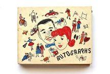 Autographs / by Laurie Zeiden