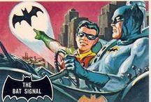 Batman / by Laurie Zeiden