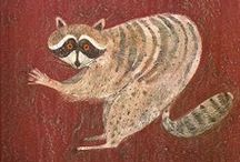Badgers, Raccoons & Skunks / by Laurie Zeiden