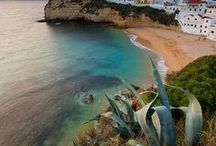 Algarve, Portugal / All about Portugal's Algrave, including Algarve Destinations, Algarve landscapes, Algarve attractions, Algarve sights and other things relevant to the Algarve region of Portugal. Inspiration for vacations and holidays in the Algarve, Portugal.