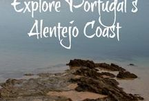 Alentejo, Portugal / Inspiration and information about the Alentejo region of Portugal. What to do in the Alentejo Region of Portugal, where to stay in Alentejo, Travel Inspiration for Alentejo and more