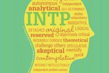 Myers Briggs INTP (He)