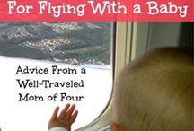 Traveling with Kids / Travel with kids tips and tricks, diy projects, crafts, games.