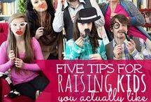 Raising Kids / Tips and tricks to maneuver this raising kids time of your life, interesting and informative articles, how to raise good kids