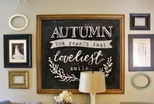 Decorating the Home / by Alisha Sexton