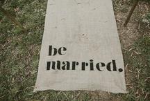 Wedding Ideas ❧