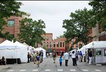 River Raisin Jazz Festival / The 2013 River Raisin Jazz Festival and Art Show will be held Aug. 10 and 11 in downtown Monroe MI. Here are some pictures from previous festivals and links to the advance publicity; and watch for hashtag #rrjazz13. / by The Monroe News