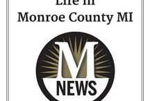 Life in Monroe County MI / This showcase of pictures and news links celebrates the culture, events and people of Monroe County MI. Go to our home page to find our special topic boards.