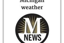 """Michigan Weather / Have you heard the saying: """"If you don't like the weather in Michigan, wait 15 minutes and it will change""""? Here are some scenes and discussions relevant to summer, spring, fall and ... oh, yeah, winter, in southeast Michigan."""