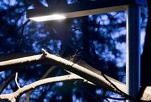 Lighting / Landscape Forms manufactures a wide array of pedestrian and area lighting including luminaires in classic, contemporary and transitional styles. With pieces designed by acclaimed landscape architects and Industrial designers such as BMWDesignworks USA, Robert A.M. Stern, and John Rizzi Landscape Forms offers lighting in classic, contemporary and transitional styles.  / by Landscape Forms